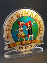 Акриловый приз «Queen»