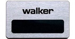 "Бейдж ""walker"""