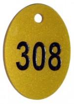 Брелок акриловий, 308