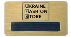 "Бейдж ""Ukraine Fashion Store"""