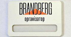 """Бейдж """"Brandberg"""""""